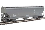 Illinois Central 60' NSC 5150 3-Bay Covered Hopper #799236