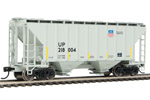 Union Pacific 37' 2980 2-Bay Covered Hopper #218004