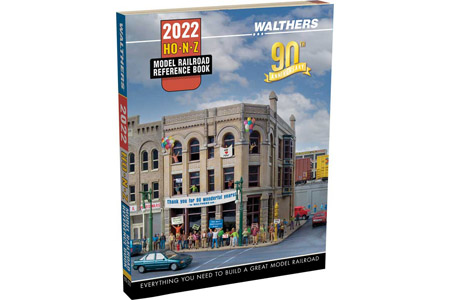 *2022 Walthers Reference Book*
