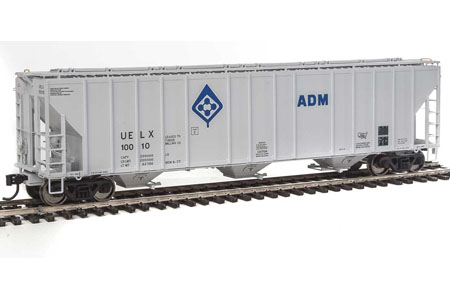 ADM 55' Evans 4780 3-Bay Covered Hopper #10010