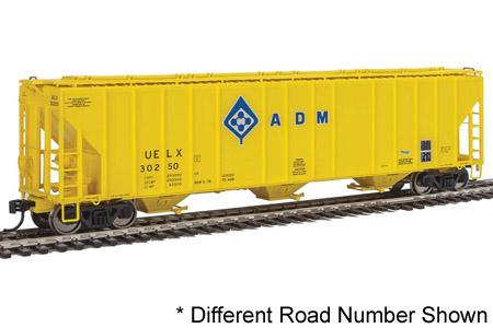 ADM 55' Evans 4780 3-Bay Covered Hopper #30239
