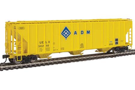 ADM 55' Evans 4780 3-Bay Covered Hopper #30250