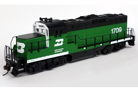 Burlington Northern GP9M #1709 (DC Version)