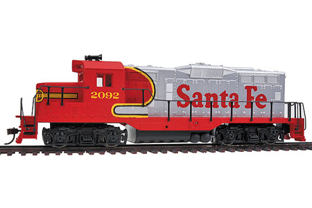 Santa Fe GP9M #2092 (DC Version)