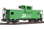 Burlington Northern Wide Vision Caboose #11445