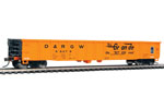 Denver & Rio Grande Western 53' Gondola #56279