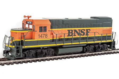 BNSF GP15-1 #1478 (DC Version)