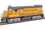 Union Pacific GP15-1 #Y693 (DC Version)