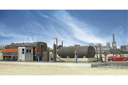 Diesel Fueling Facility
