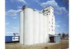 Concrete Grain Elevator Add-On Silos