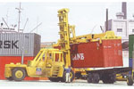 Kalmar Container Crane
