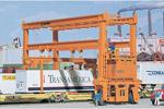 Mi-Jack Translift Intermodal Crane