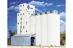 Concrete Grain Elevator