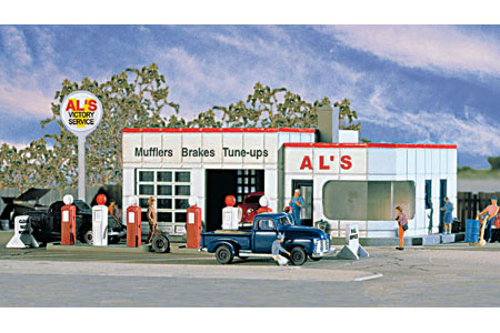 Al's Victory Service Station