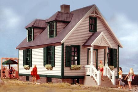 Lake Forest Cottage