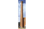 Brick Smokestack (2 Pack)