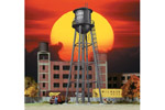 Built-Up City Water Tower (Black)