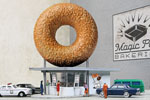 Hole-In-One Donut Shop