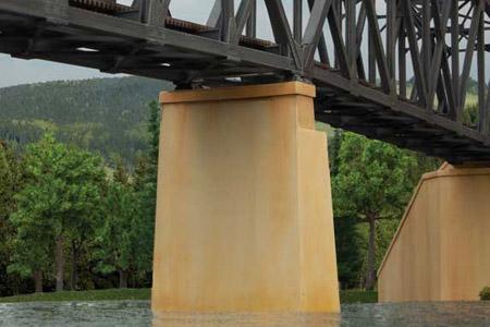 Bridge Pier (2 Pack)