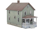 Two-Story Frame House