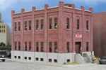 Brick Office Building