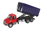 International 4300 Dual-Axle Dump Truck (Red/Blue)