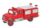 International 4900 First Response Fire Truck