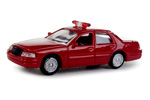 Ford Crown Victoria Police Interceptor - Fire Command (Red)