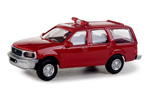 Ford Expedition SSV - Fire Command (Red)