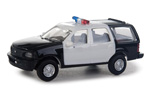 Ford Expedition SSV - Police, Sheriff & Highway Patrol (Black/White)