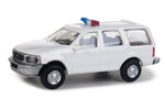 Ford Expedition SSV - Police (White)