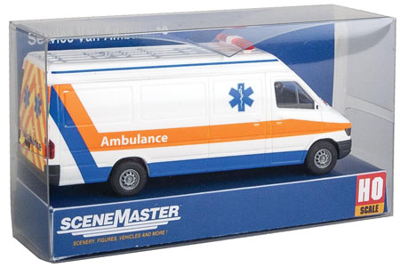 1995 Sprinter Service Van - Ambulance