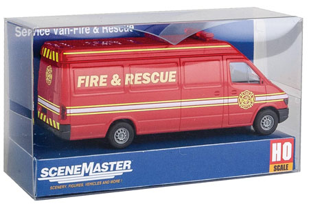 1995 Sprinter Service Van - Fire & Rescue