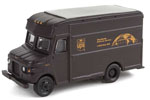 Delivery Truck - UPS (Bowtie Shield)