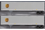48' Trailer 2 Pack - UPS (Modern Shield)