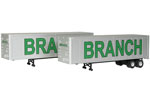 40' Trailer 2 Pack - Branch Motor Express