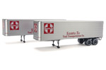 35' Trailer 2 Pack - Santa Fe