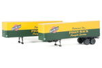 35' Trailer 2 Pack - Chicago & North Western