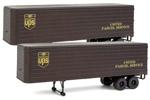 35' Trailer 2 Pack - UPS