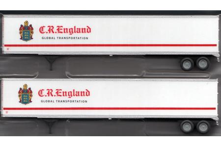53' Trailer 2 Pack - C.R. England