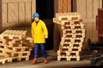 Wood Pallets (12 Pack)