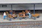 Baggage Carts (5 Pack)