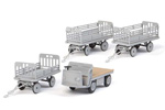 Baggage Tractor & Trailers