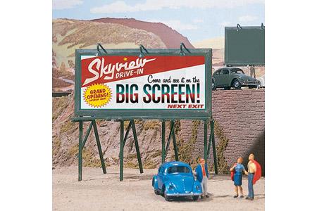 Plain Billboards (3 Pack)