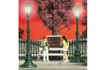 Small Street Lamp (2 Pack)