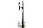Single-Arm Street Lamp