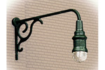 Ornate Wall-Mounted Lamp (3 Pack)