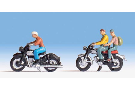 Motorcyclists