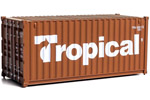 20' Corrugated Container - Tropical #263517