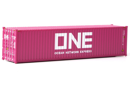 40' Hi-Cube Container - Ocean Network Express #590581